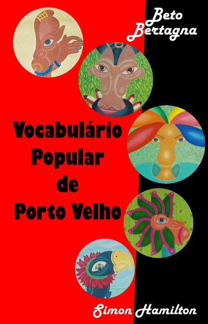 Front Cover of Vocabulario Popular de Porto Velho